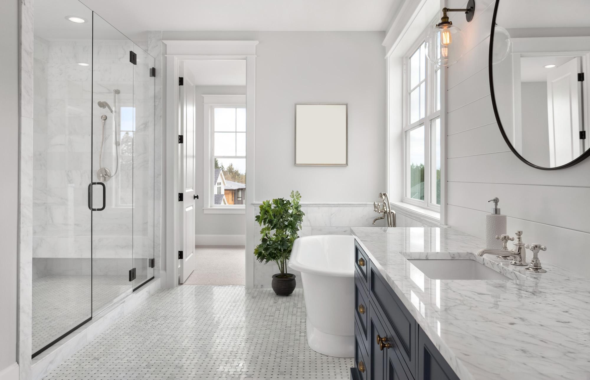 Poseurs de céramique pour les salles de bain luxueuses